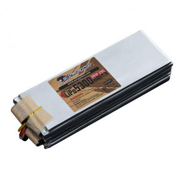 5300mAh RC Boat Lipo Battery