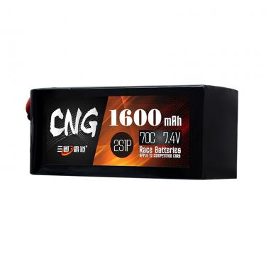 1600mAh RC Aircraft Lipo Battery