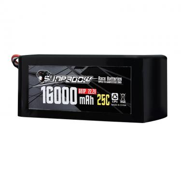 16000mAh UAV Lipo Battery